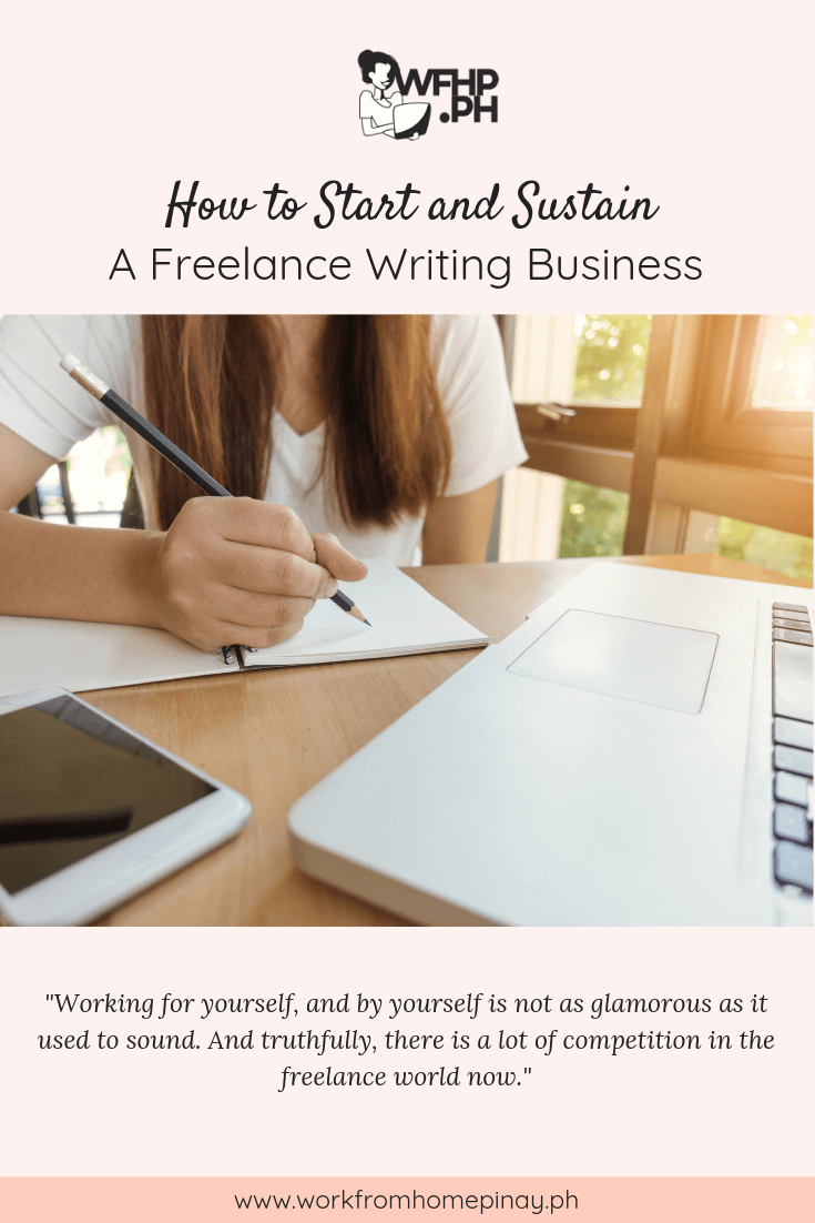 GUEST POST: How to Start and Sustain a Freelance Writing